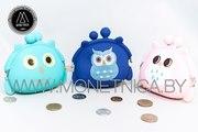 Монетницы для детей и их родителей